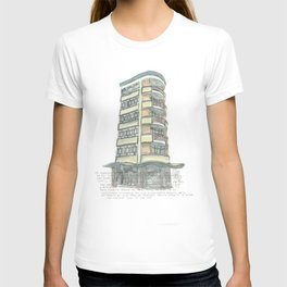 85 Victoria St. Wellington T-shirt