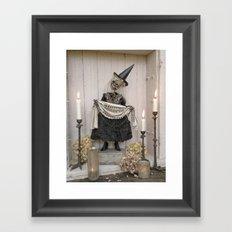 Rucus Studio Muerte - Dia de los Muertos Framed Art Print