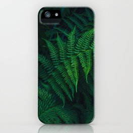 The Greenery Vines (Color) iPhone Case