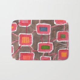Networking Bath Mat