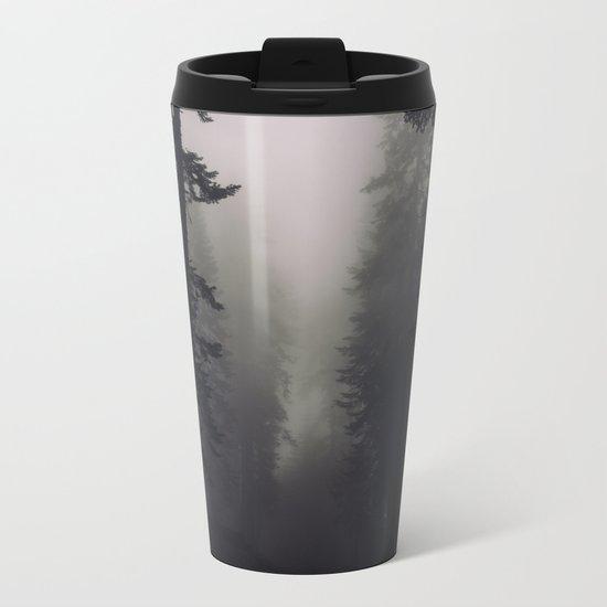 Noir Metal Travel Mug