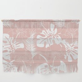 Tropical pattern 020 Wall Hanging