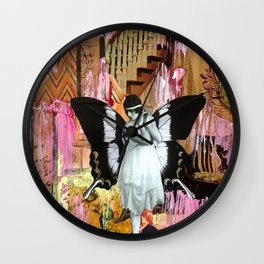Something in What Feels Like Forever Wall Clock