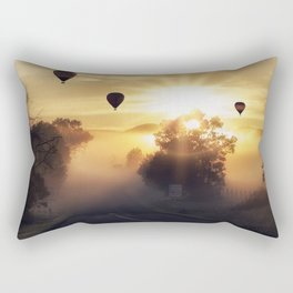 On The Road Again Rectangular Pillow