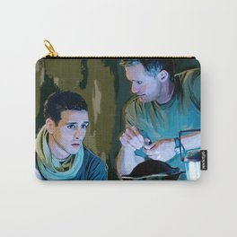brad and ray Carry-All Pouch