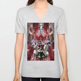 Gathering Of Witches Unisex V-Neck
