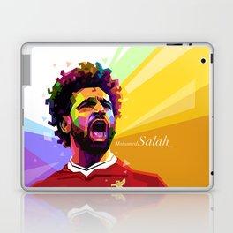 Mohamed Salah WPAP #2 Laptop & iPad Skin
