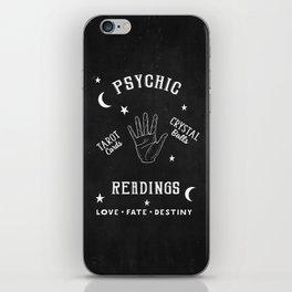 Psychic Readings Fortune Teller Art iPhone Skin