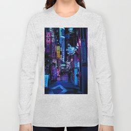 Tokyo Blade Runner Long Sleeve T-shirt