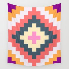 Friendship Bracelet Wall Tapestry