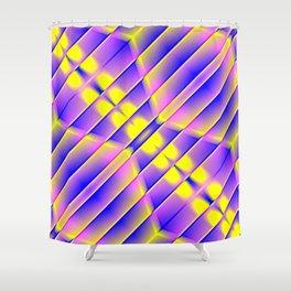 Garish  Pattern 8 Shower Curtain