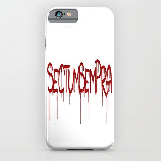 Sectumsempra iPhone & iPod Case