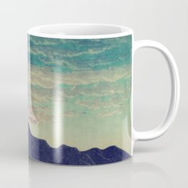 As the Day Fades in Keniku Coffee Mug