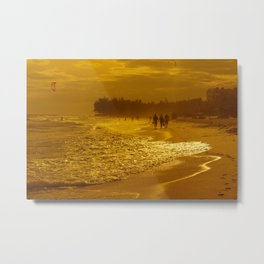 muine beach Metal Print