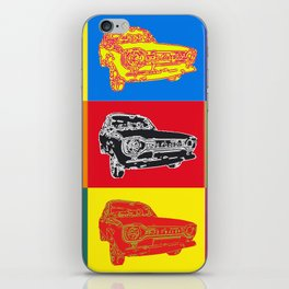Ford Escort Mexico MK1 iPhone Skin