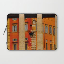 Neighbors to The Pope! Laptop Sleeve