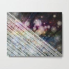 Gravitational Constant Metal Print