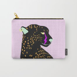 PUNK CHEETAH Carry-All Pouch