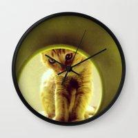 leonardo Wall Clocks featuring LEOnardo by dorilozada