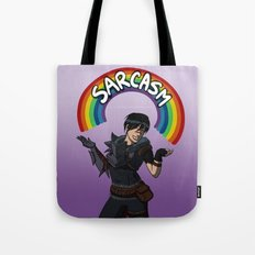 I'm very charming, I'm told Tote Bag