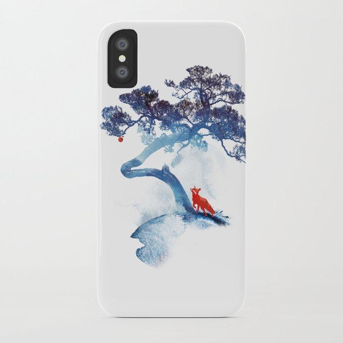 the last apple tree iphone case