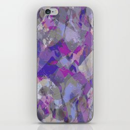 Moon Beam Abstract iPhone Skin
