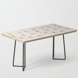Skeleton Yoga Coffee Table