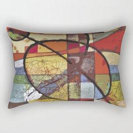 Icaro's Dream Rectangular Pillow