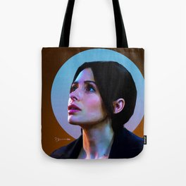 Sameen Shaw - Person of Interest Tote Bag