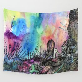 Mermaid 2.0 Wall Tapestry