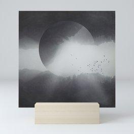 Spaces VIII - Singularity Mini Art Print