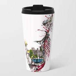 Legendary Skull Island Travel Mug