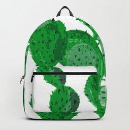 Cactus garden green Backpack