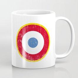 Cocarde de Armée de l'Air Coffee Mug