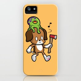 Bad Little Guy iPhone Case