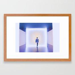 Frame Up Framed Art Print