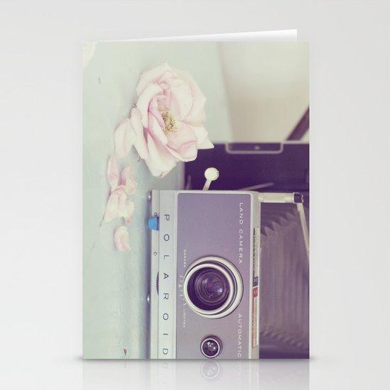 Polaroid, I Love You Stationery Cards