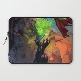 Anne  Frankenstein - Book I Laptop Sleeve