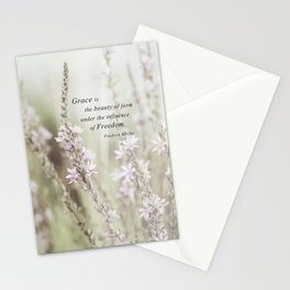 The Beauty of Form Stationery Cards