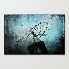 Silent Wind Canvas Print