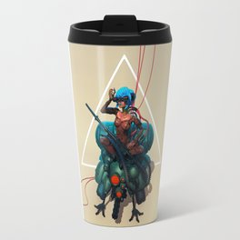 Ghost in the shell tribute Travel Mug