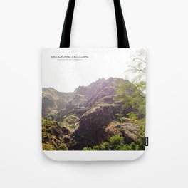 Madeira Eternal-Signed Tote Bag
