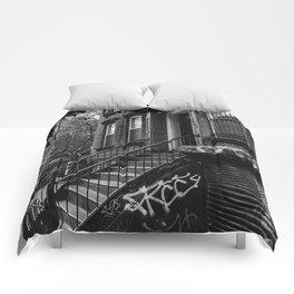 East Village VII Comforters