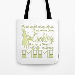 Cooking Mimi Tote Bag