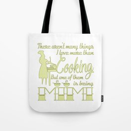 Cooking Mimi Tote Bag