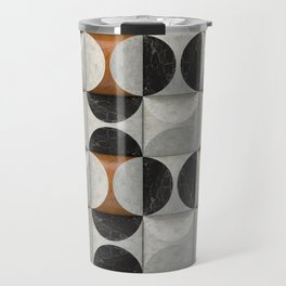 Marble game Travel Mug