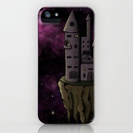 Lasso the Moon iPhone Case