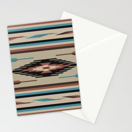 American Native Pattern No. 74 Stationery Cards