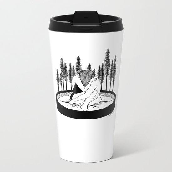 Lost Stars Metal Travel Mug