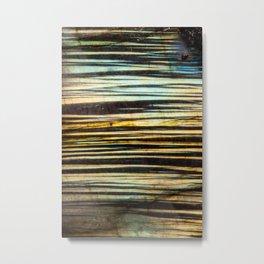 Refractive Tiger Metal Print